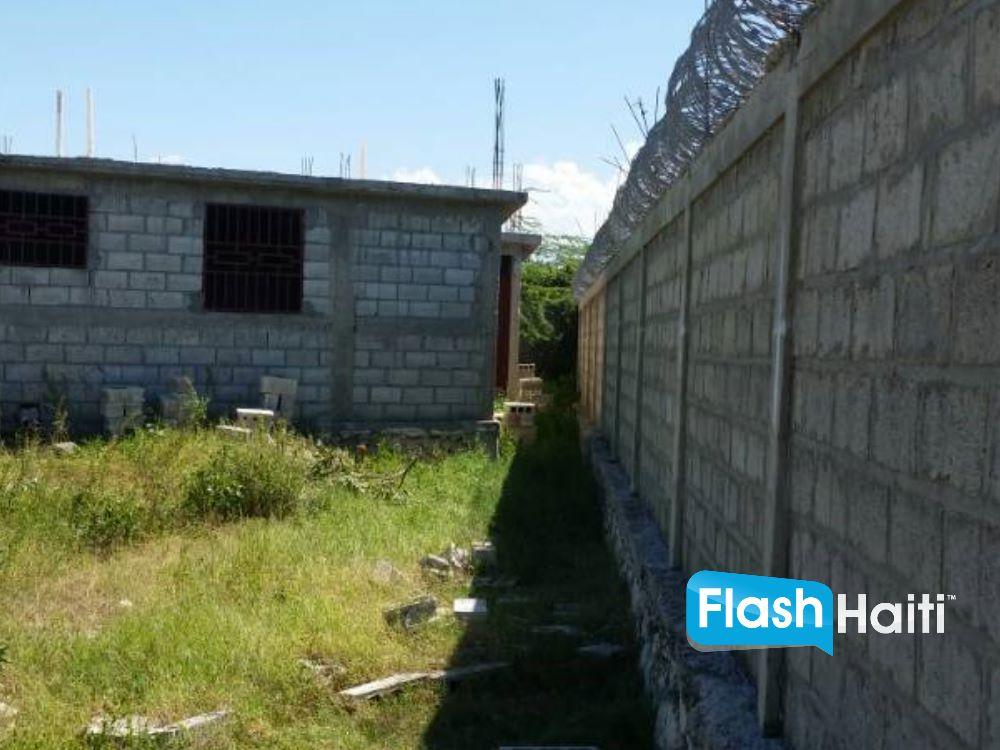 Terrain a vendre en Haiti