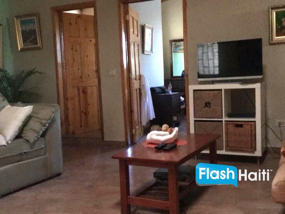 Maison 3 Chambres, 2.5 Toilette en Vente a Thomassin