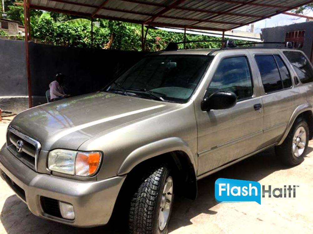 A Nissan Pathfinder Voiture D Occasion A Vendre En Haiti on Toyota 4runner 3 0 Engine