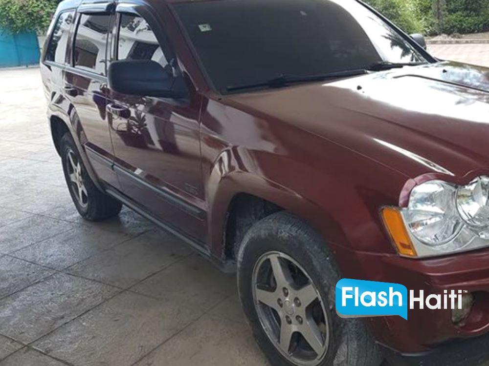2007 Jeep Laredo