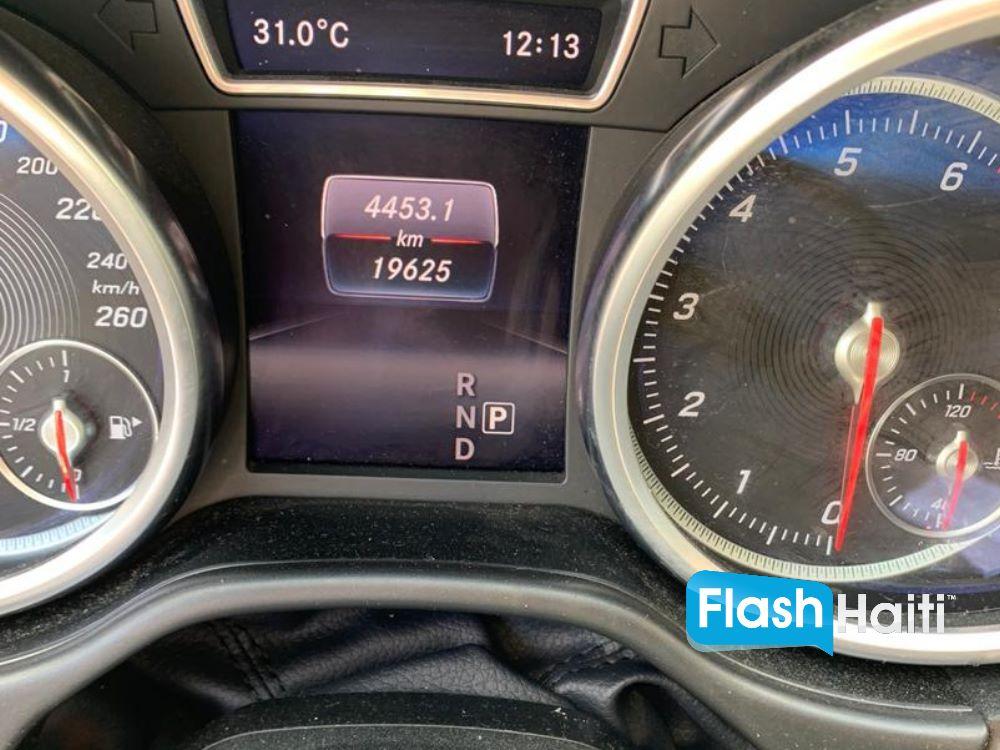 2017 Mercedes-Benz GLE400
