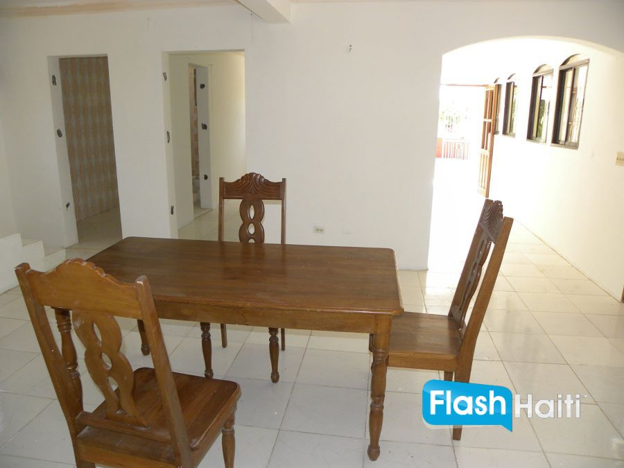 Two Story House for Sale in Meyer, Jacmel