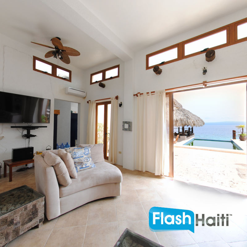 360 Vr Property Tours A Revolution In Property Sales: Beachfront Property For Sale In Haiti