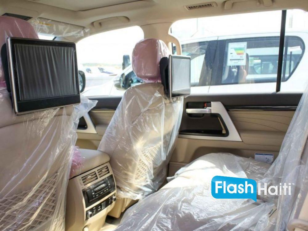 2019 Toyota Land Cruiser VXL 8