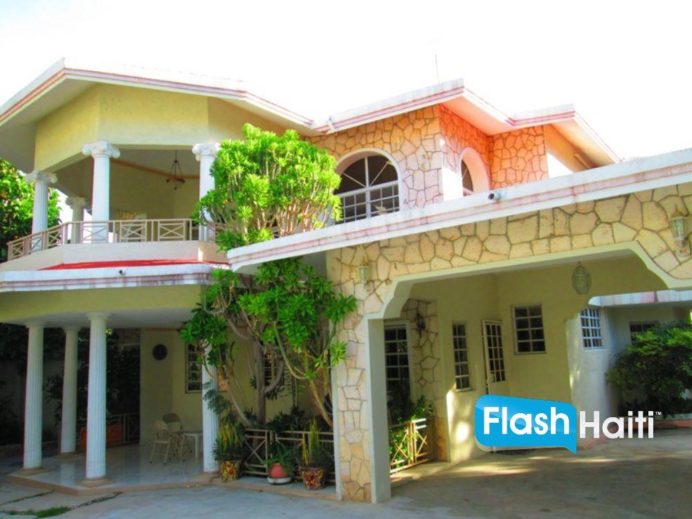 Maison a Affermer en Haiti