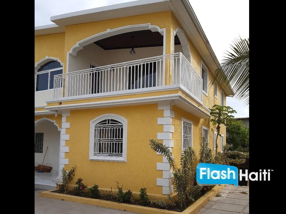 Maison a vendre a Tabarre