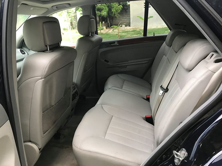 2007 Mercedes Benz ML350