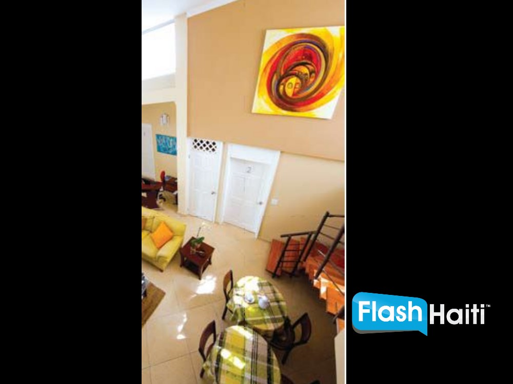Bed & Breakfast for Sale in Petionville Commercial District