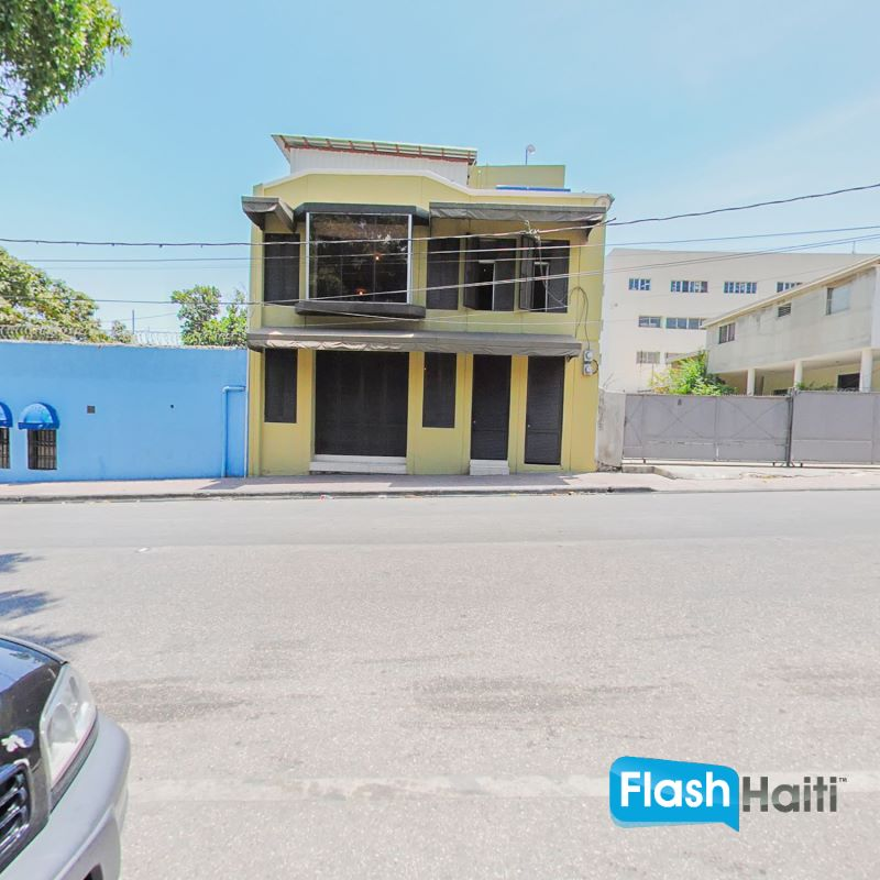 Commercial Property For Rent in Petionville