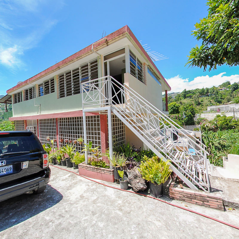 2 Bed, 2 Bath Apartment at Morne Calvaire