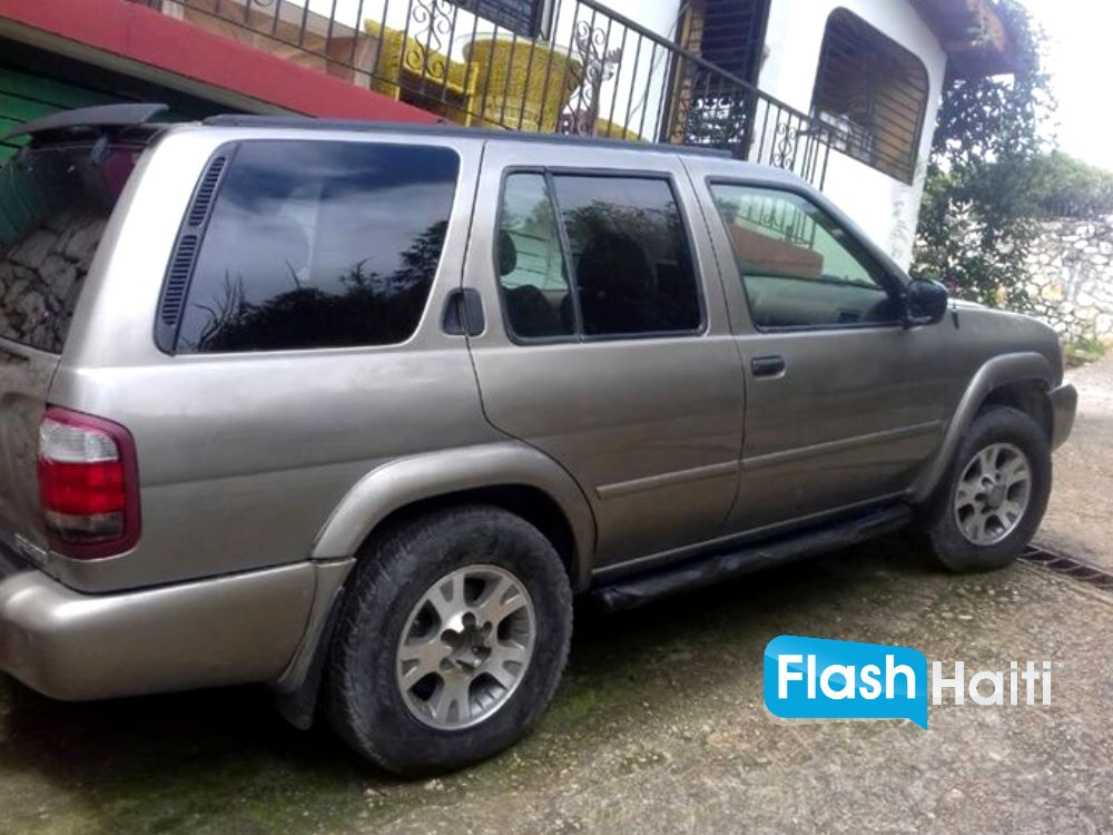 2004 Nissan Pathfinder - Automobile Neuf en Haiti