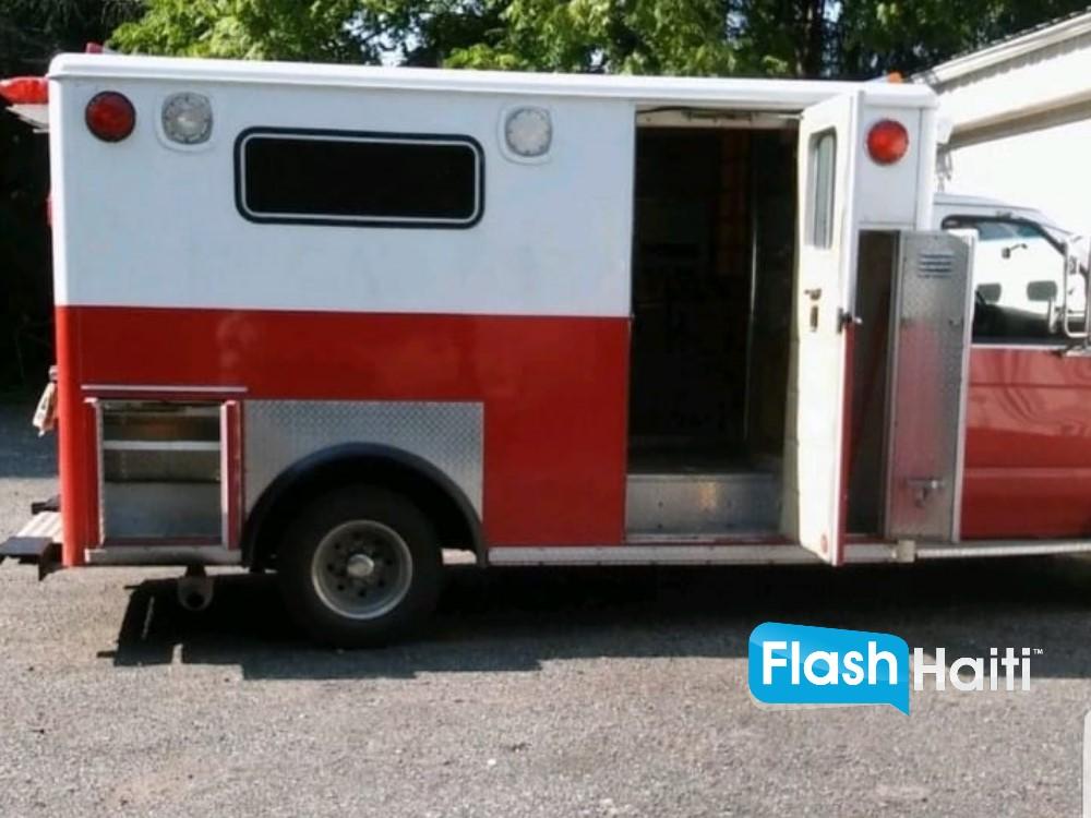 1992 Ford E350 Diesel  Ambulance