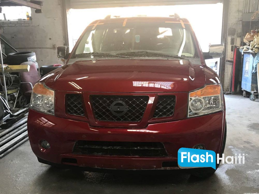 2008 nissan armanda cars for sale by owner in haiti. Black Bedroom Furniture Sets. Home Design Ideas