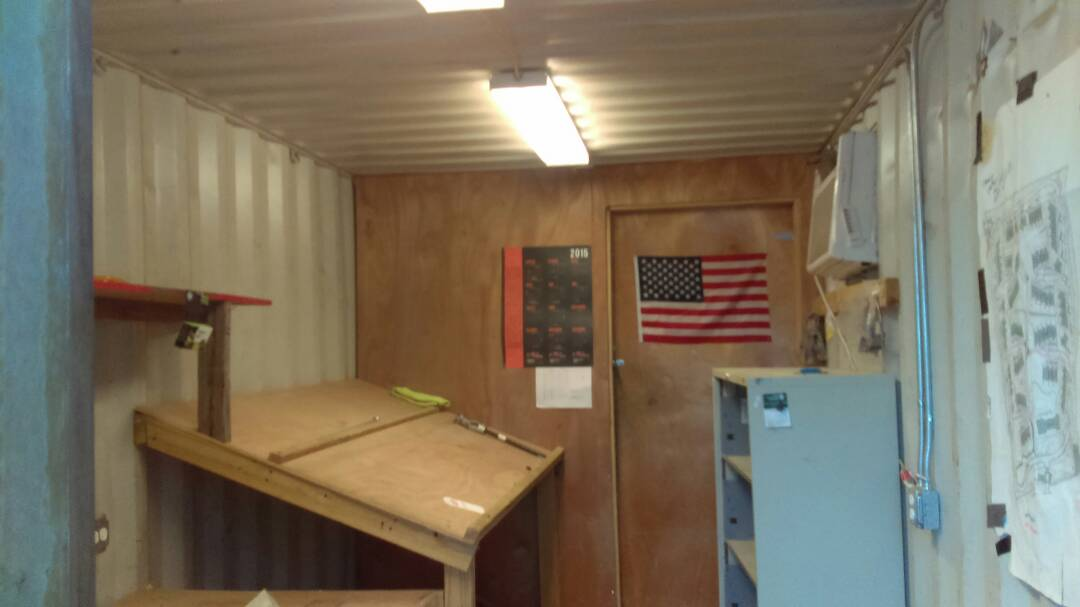 20 Ft. Insulated Containers