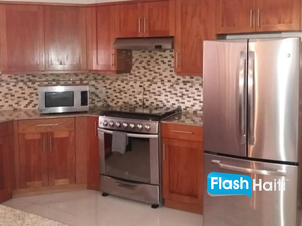 Fully furnished 2 Bed, 2.5 Bath all-inclusive Independent House at Vivy Mitchel