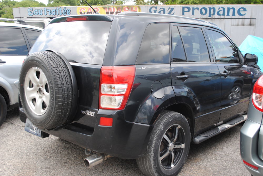 cars for sale by owner in haiti 2007 suzuki grand vitara. Black Bedroom Furniture Sets. Home Design Ideas