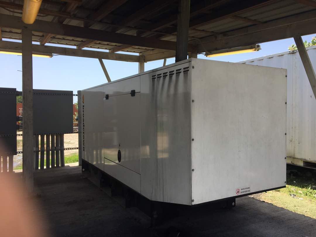 110 Kw Broadcrown Diesel Generators
