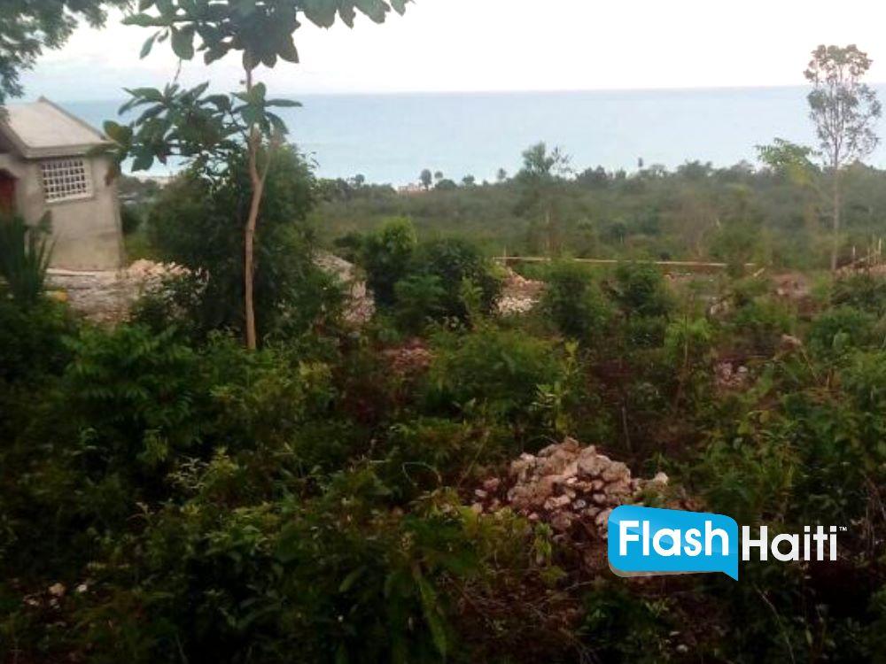 Terrain a Vendre Aux Cayes Haiti