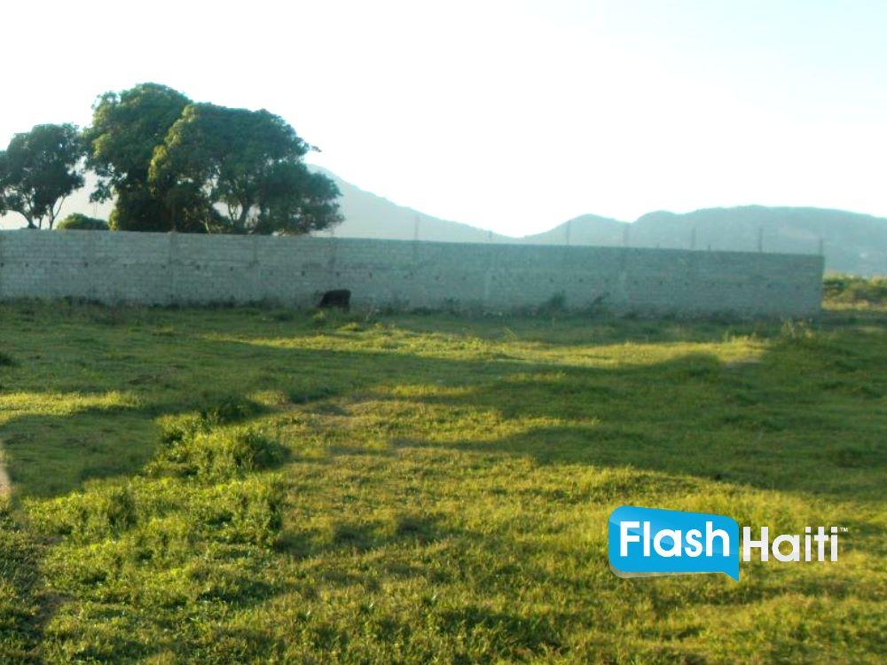 Terrain A Vendre Chastenole, Cap-Haitien - 30/100
