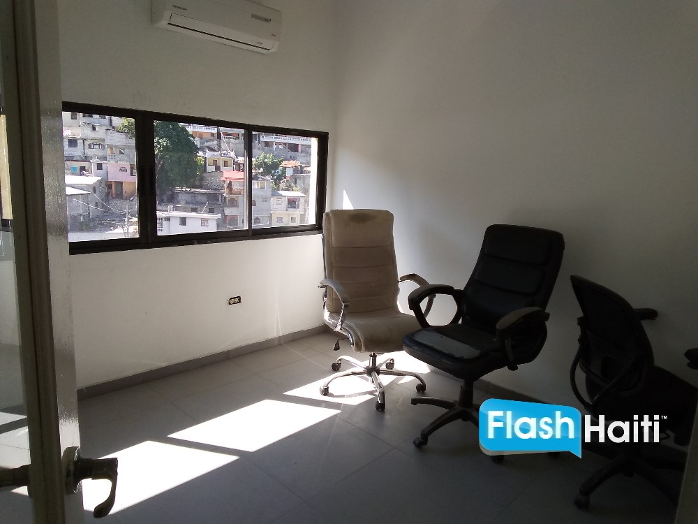 Office Space located in the heart of Petionville