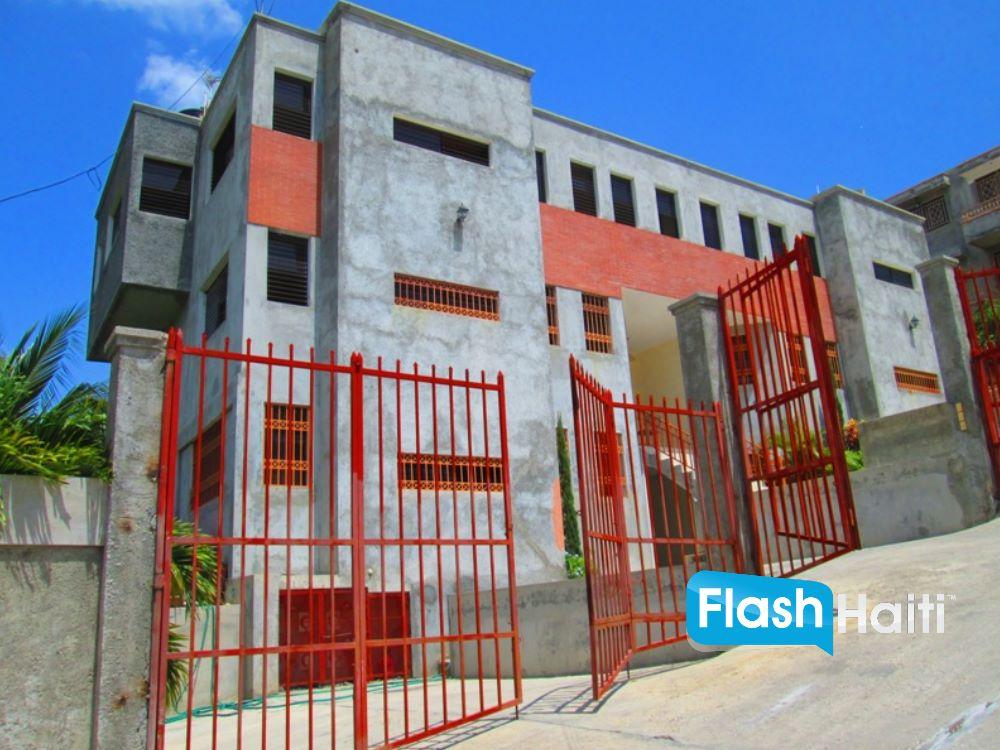 Appartement a louer en Haiti