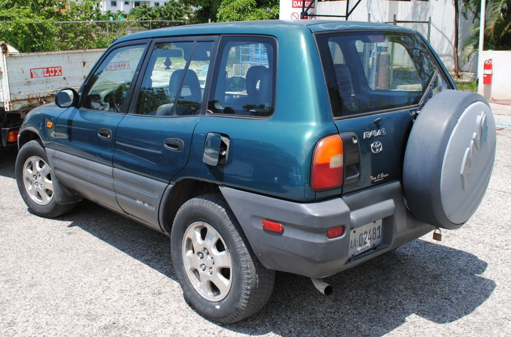 1998 used toyota rav4 for sale in haiti. Black Bedroom Furniture Sets. Home Design Ideas
