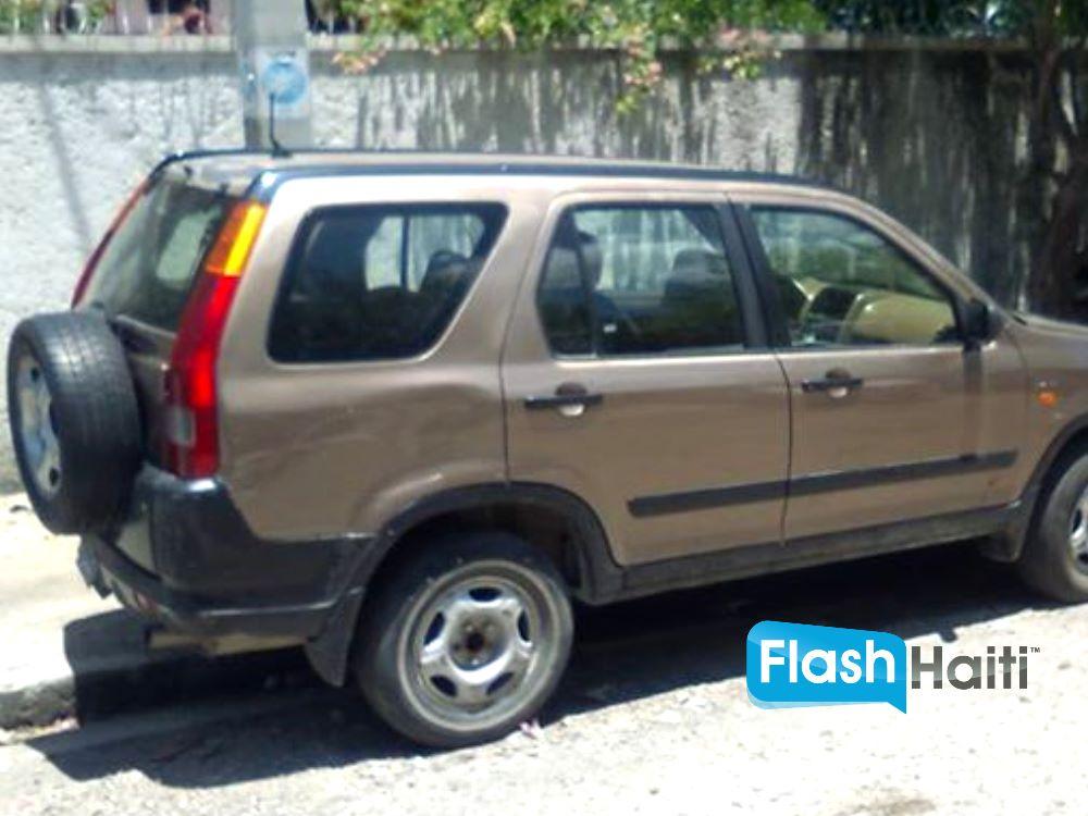 2003 honda crv acheter une voiture a credit en haiti