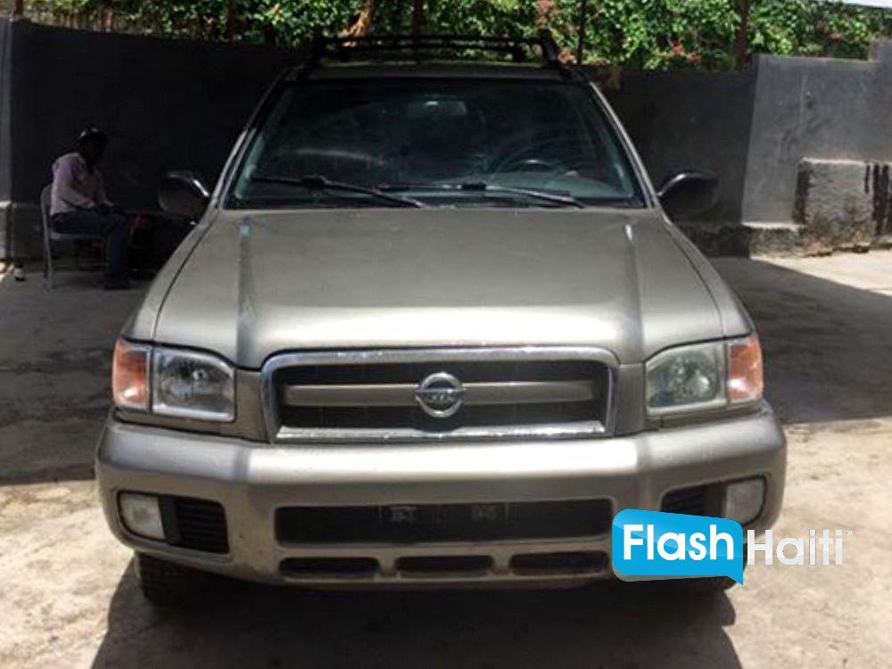 2003 Nissan Pathfinder - Voiture d occasion a Vendre en Haiti