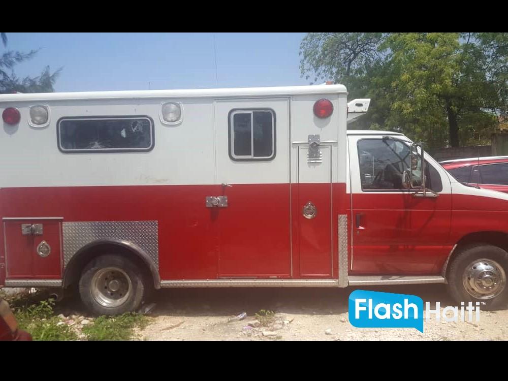 1993 Ford E-350 Diesel Ambulance