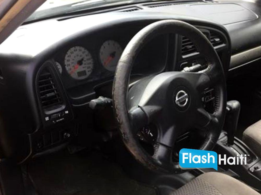 Nissan Note Occasion >> 2003 Nissan Pathfinder - Voiture d occasion a Vendre en Haiti