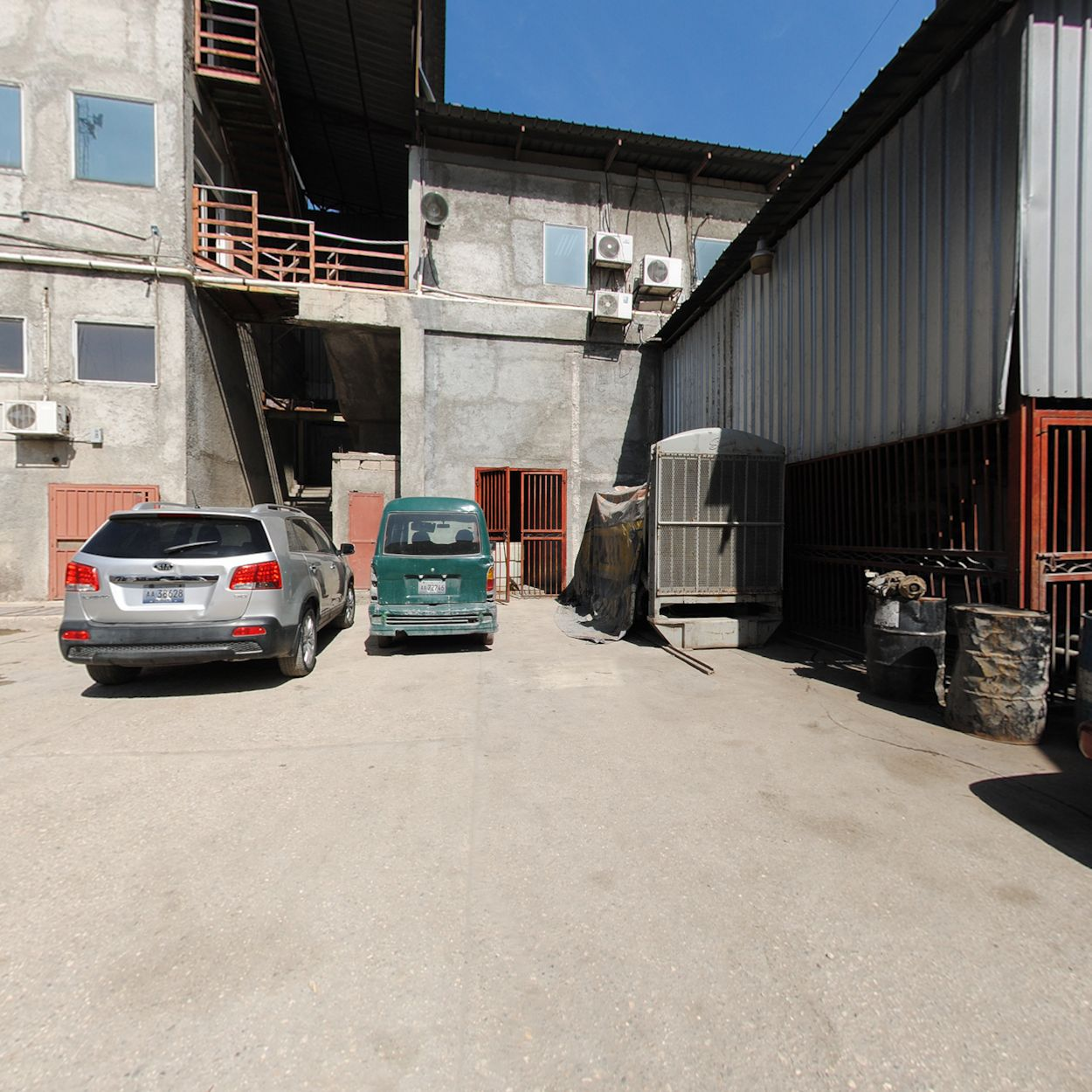 Turnkey Commercial Ice Plant for Sale in Clercine