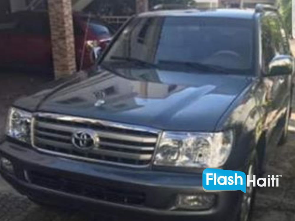 Toyota Land Cruiser For Sale in Haiti