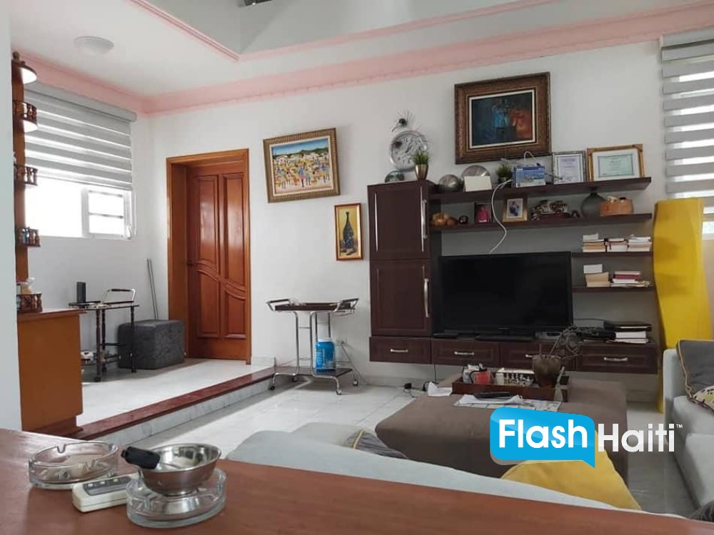Luxury Home for Sale in Vivy Mitchell Haiti