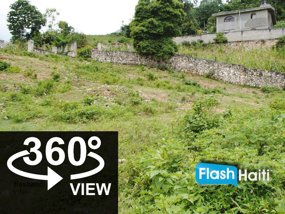 Terrain A Vendre Laboule Petion Ville Haiti 1 548 M2 12