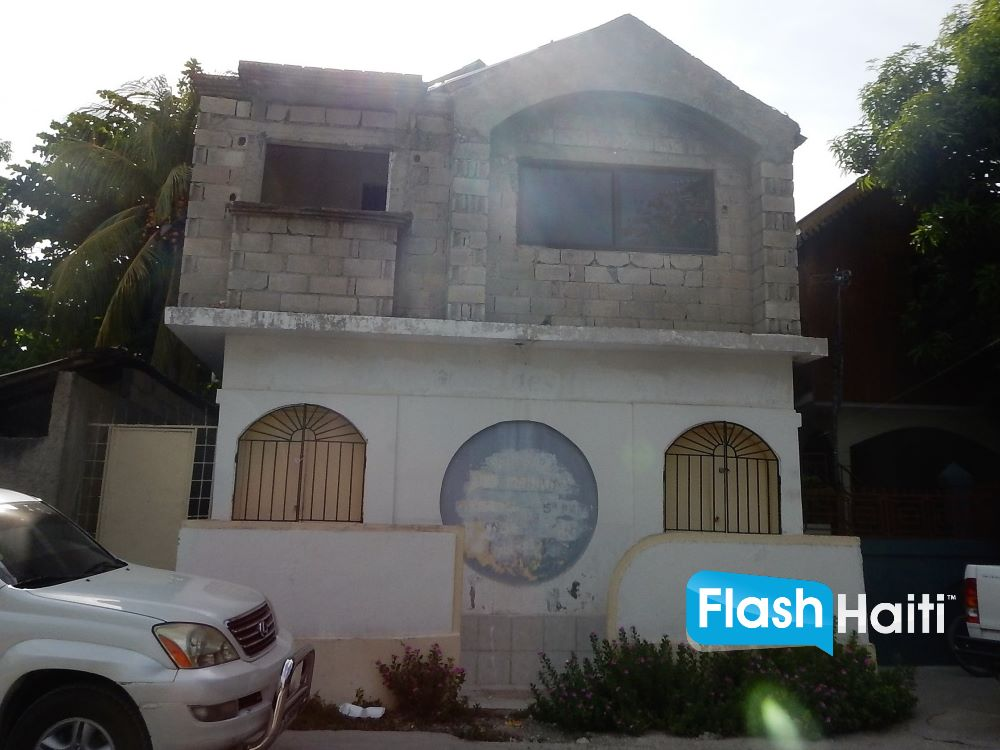 2 Story Building For Sale in Arcahaie