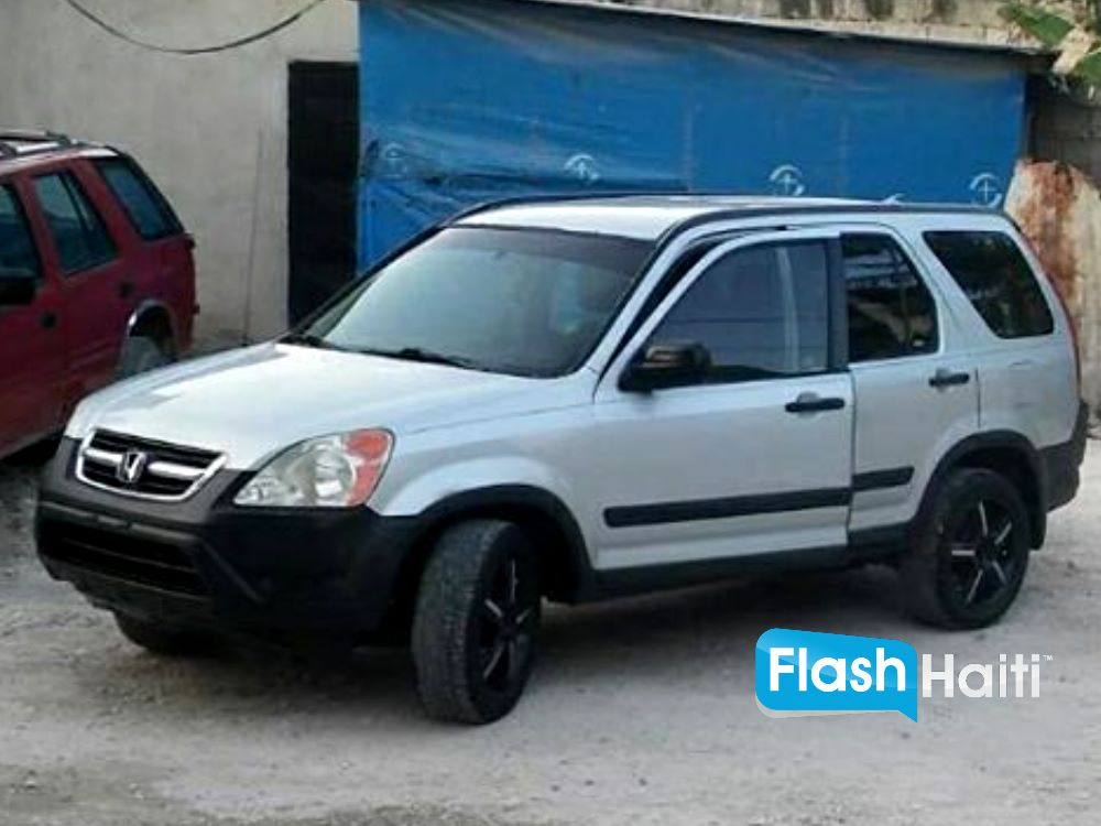 Used Toyota Rav4 For Sale >> 2003 Honda CRV - Voiture Occasion a Vendre en Haiti