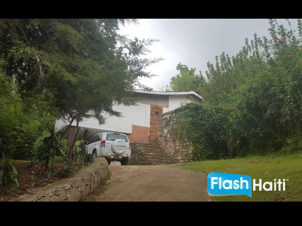 House for Sale in Kenscoff