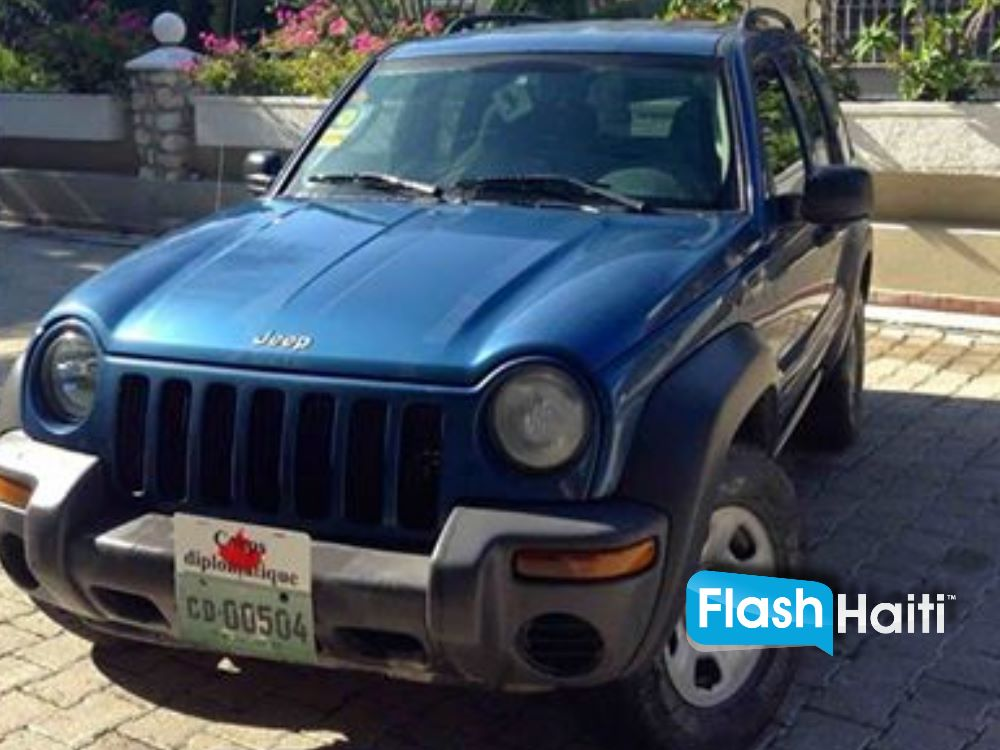 2004 jeep liberty for sale in haiti. Black Bedroom Furniture Sets. Home Design Ideas