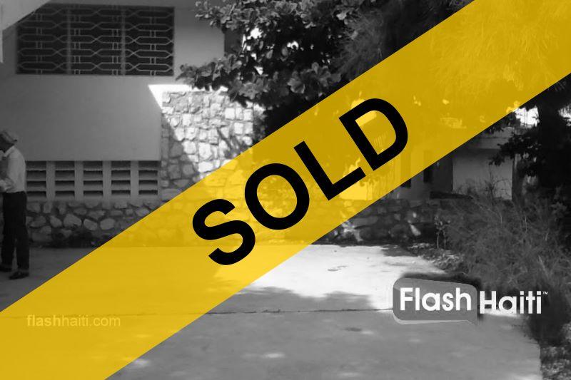 House For Sale At Delmas Haiti 555 Sqm