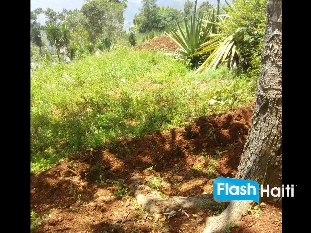 Plot of Land for Sale in Kenscoff