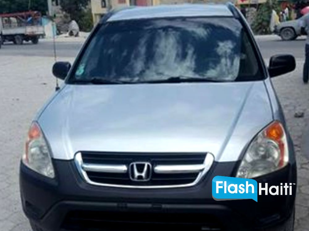 2003 honda crv voiture occasion a vendre en haiti. Black Bedroom Furniture Sets. Home Design Ideas