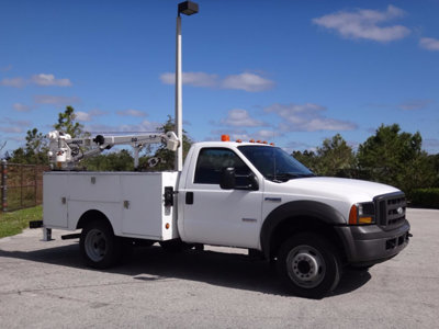 Commercial Trucks for export from USA to Haiti