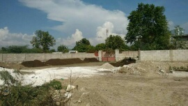Land With Unfinished House For Sale Or Rent