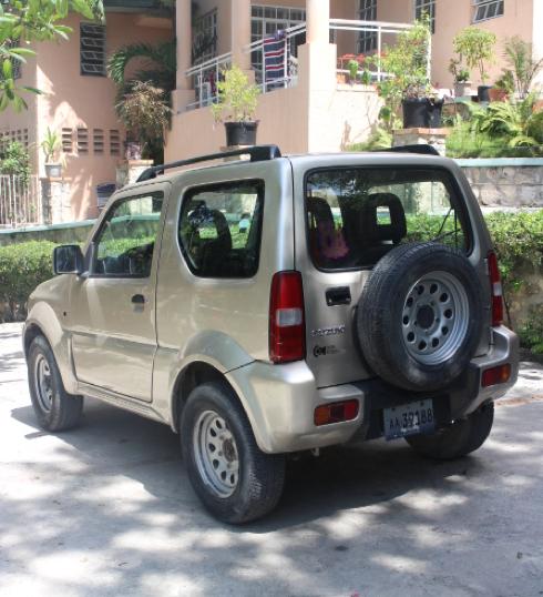 Car For Sale In Haiti: 2008 Suzuki Jimny For Sale By Owner In Haiti