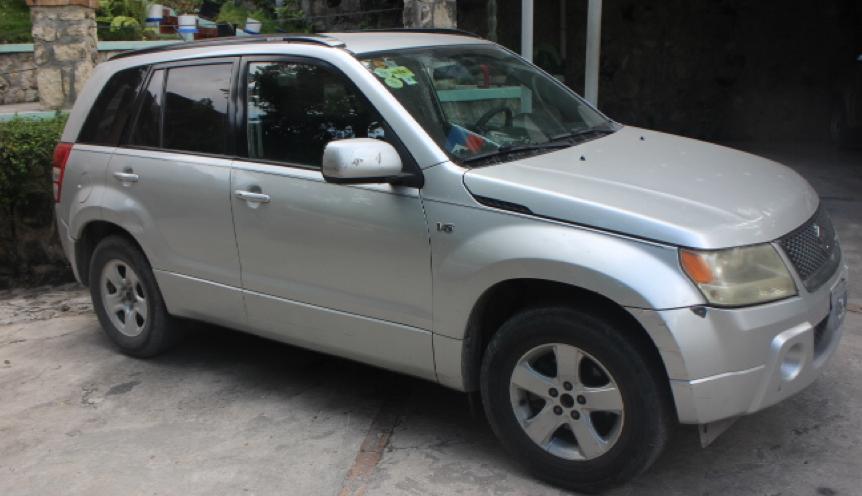 2007 Suzuki Gran Vitara