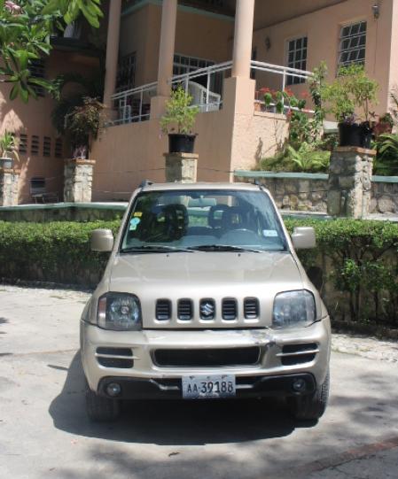 2008 Suzuki Jimny