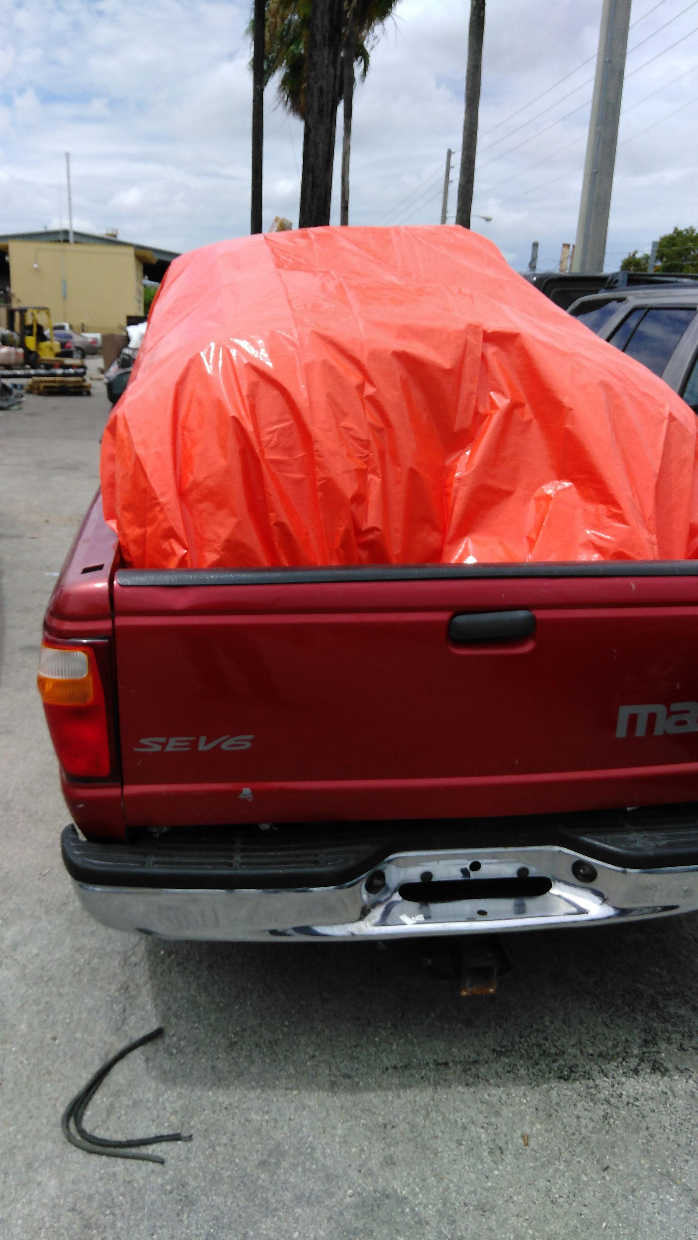 Mazda B3000 Year 2001