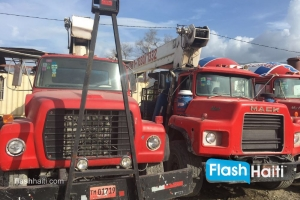FOR RENT: 20 Ton Boom Truck
