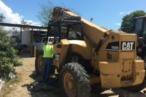 Used CAT TH 1 Forklift For Sale