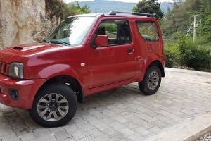 2016 Suzuki Jimmy 4 x 4